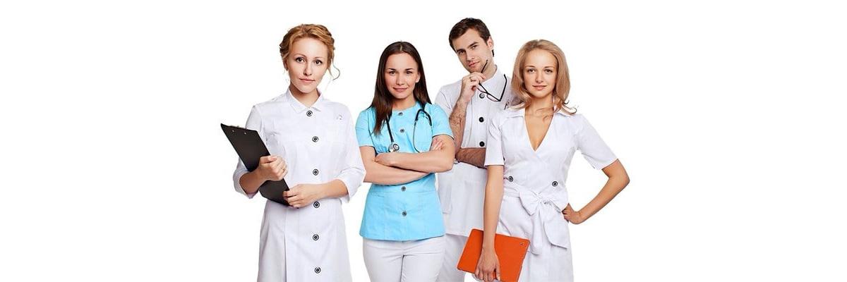 Медицинская одежда - варианты